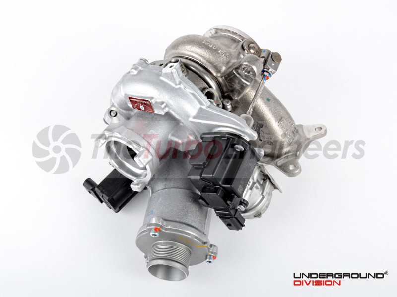 TTE555 IS38 EA888 GEN 3 UPGRADE TURBOCHARGER GOLF MK7/MK7.5 | LEON 5F CUPRA | S3 8V | TTS 8S | OCTAVIA 5E VRS