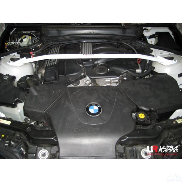 ULTRA RACING Front Upper Strutbar BMW 3-Series E46 318 2.0 4Cyl (CLEARANCE)