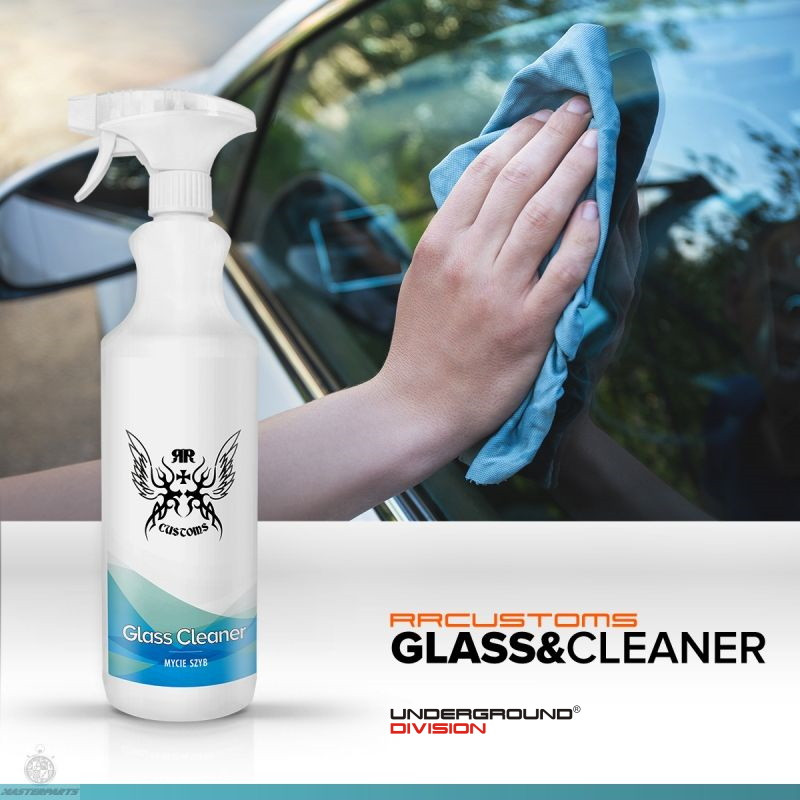 RRCUSTOMS GLASS CLEANER 1000mL