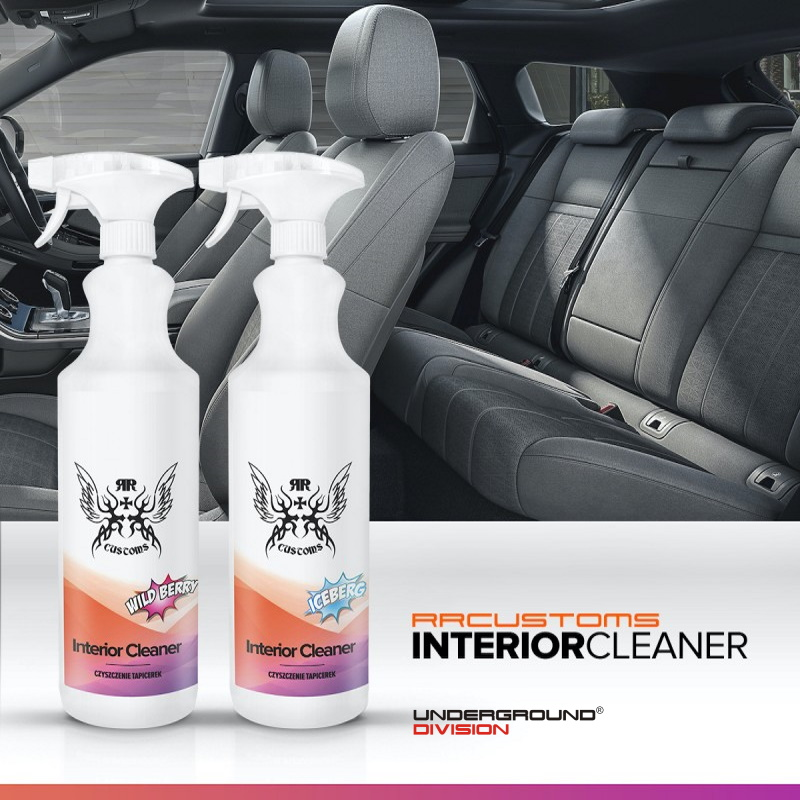 RRCUSTOMS INTERIOR CLEANER 1000mL