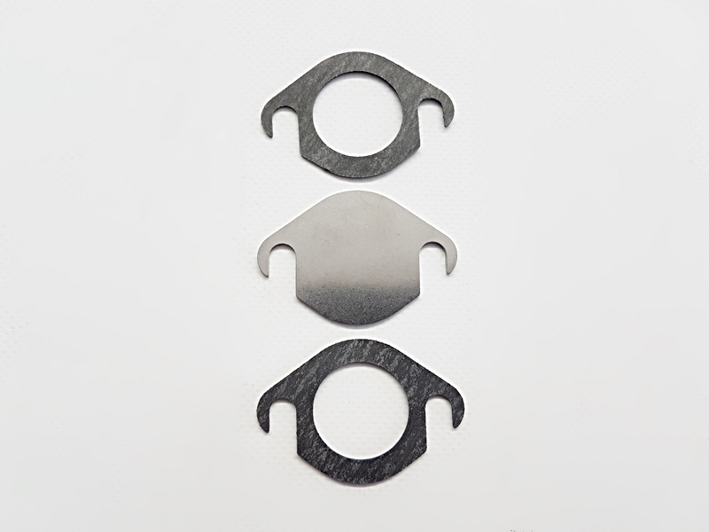 VW & Audi with 2.7 3.0 TDI engines EGR Valve Blanking Plate With Gaskets