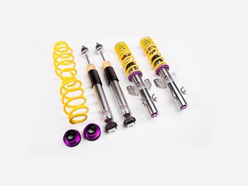 Coilovers KW V3 Inox Line for Honda Civic Type R FK2