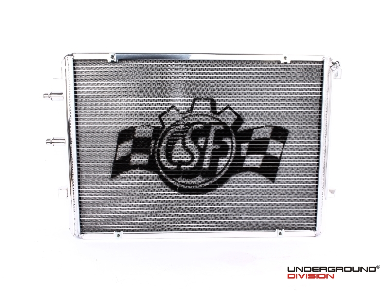 CSF RACE - FRONT MOUNT HEAT EXCHANGER WITH ROCK GUARD BMW M2 Competition / M3 F80 and M4 F82