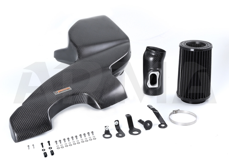 ARMA SPEED CARBON FIBER COLD AIR INTAKE for MINI COOPER F56 B48 ENGINE 2014+
