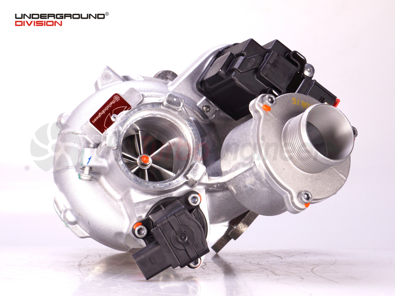 TTE475 IS38 EA888 GEN 3 UPGRADE TURBOCHARGER GOLF MK7/MK7.5 | LEON 5F CUPRA | S3 8V | TTS 8S | OCTAVIA 5E VRS