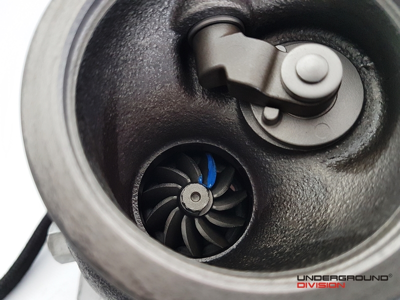 CAN-AM X3 HYBRID TURBOCHARGER UPGRADE ROTAX STAGE1