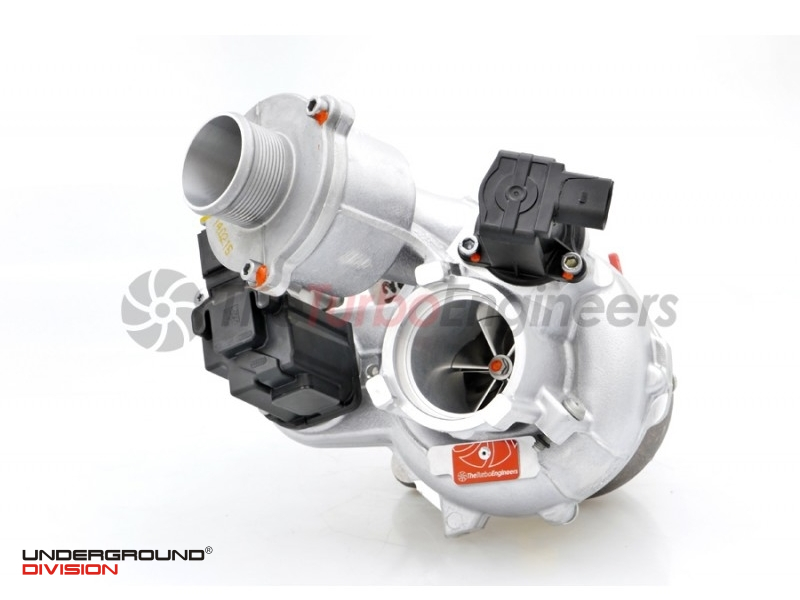 TTE535 IS38 EA888 GEN 3 UPGRADE TURBOCHARGER GOLF MK7/MK7.5 | LEON 5F CUPRA | S3 8V | TTS 8S | OCTAVIA 5E VRS