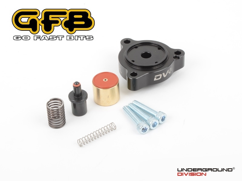 GFB DV+ Performance Diverter Valve BMW Turbo N13 & N55 Engine / Alfa Romeo / Fiat 500 Abarth 1.4T