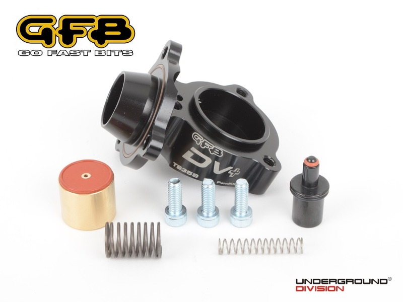 GFB DV+ Performance Diverter Valve VW Golf MK7 R & AUDI S3 8V 2.0TSI GEN3