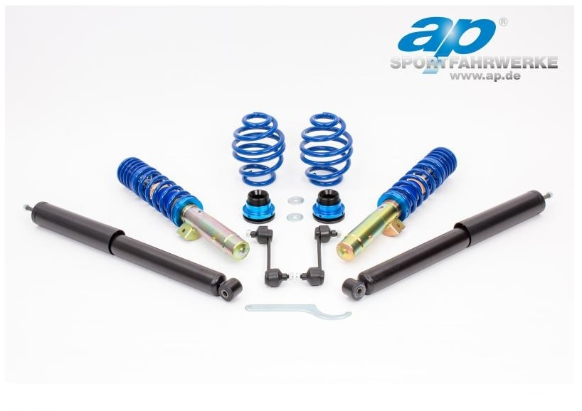 AP COILOVERS GF20-002 BMW E46 COMPACT