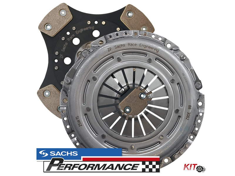"SACHS Performance Clutch Kit - ""Racing"" 810+NM 2.0TDI / 2.0TFSI (ONLY FOR LUK DUAL MASS FLYWHEEL)"