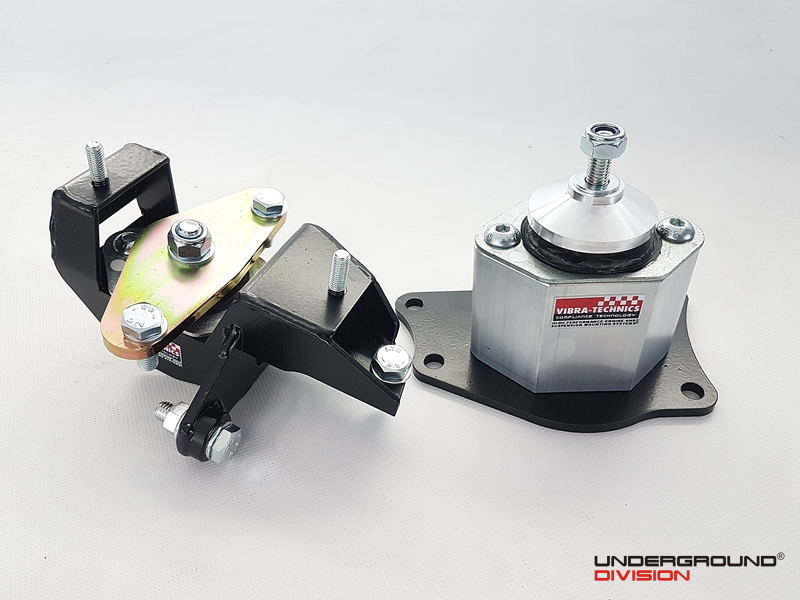 VIBRA-TECHNICS Engine & Gearbox Package Kit Mounts Road/Competition SEAT IBIZA 6L / 6J