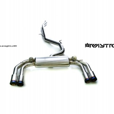 ARMYTRIX Valvetronic Exhaust Catback for AUDI S3 8V 2.0TSI SEDAN
