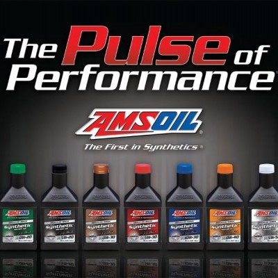 AMSOIL Multi-Vehicle Synthetic Power Steering Fluid (16-Oz.- 473ml)