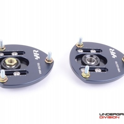 RACINGLINE SOLID ADJUSTABLE TOP MOUNTS CAMBER PLATES MQB PLATFORM
