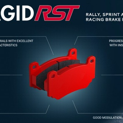 PAGID Racing Front Brake Pads RST3 Compound BMW