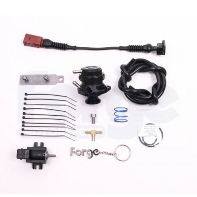 FORGE Recirculation Valve and Kit for Audi and VW 1.8 and 2.0 TSI EA888.3 MQB