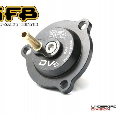 GFB DV+ Performance Diverter Valve Ford / Volvo / Porsche & Borg Warner Turbos