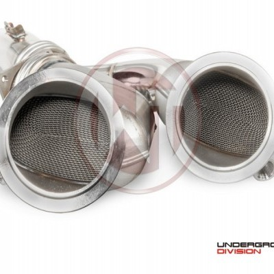 Sports Catalyst Downpipe Wagner Tuning BMW M2 Competition / M3 F80 and M4 F82