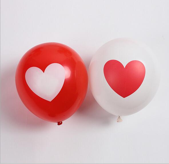 Balão CORAÇÃO