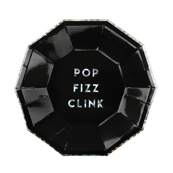 Pratos POP FIZZ CLINK