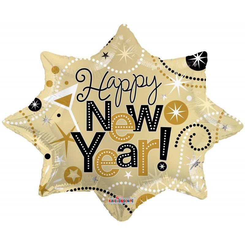 BALÃO HAPPY NEW YEAR