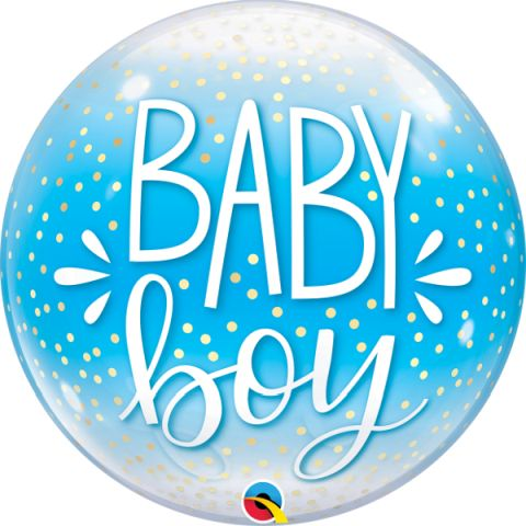 "BUBBLE 22"" BABY BOY"