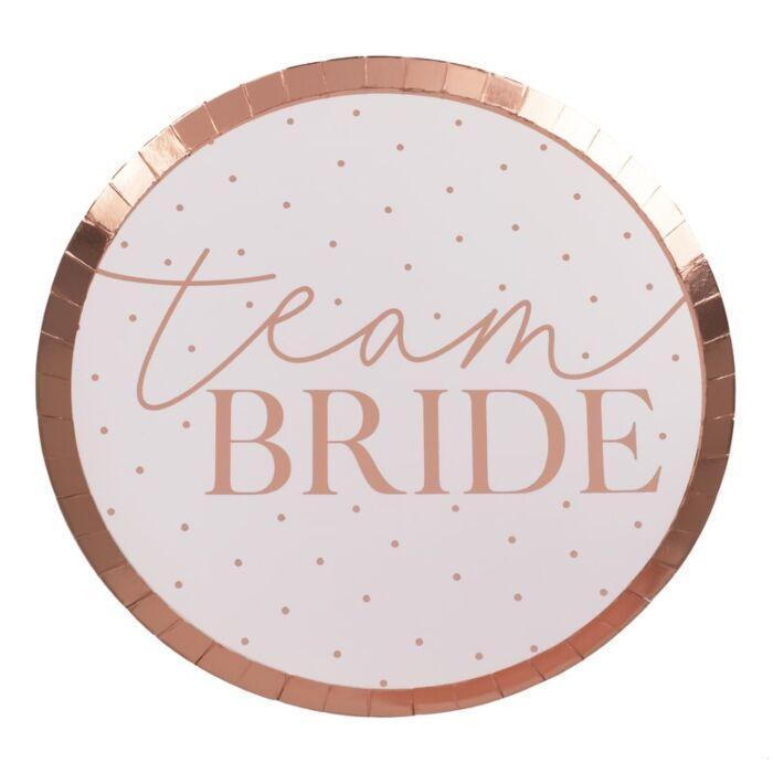 Pratos Team Bride