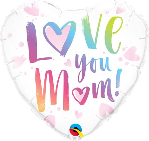 Balão - Love you Mom