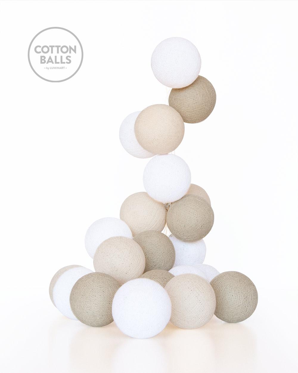 GRINALDA COTTON BALLS Crème De La Crème 10 BOLAS