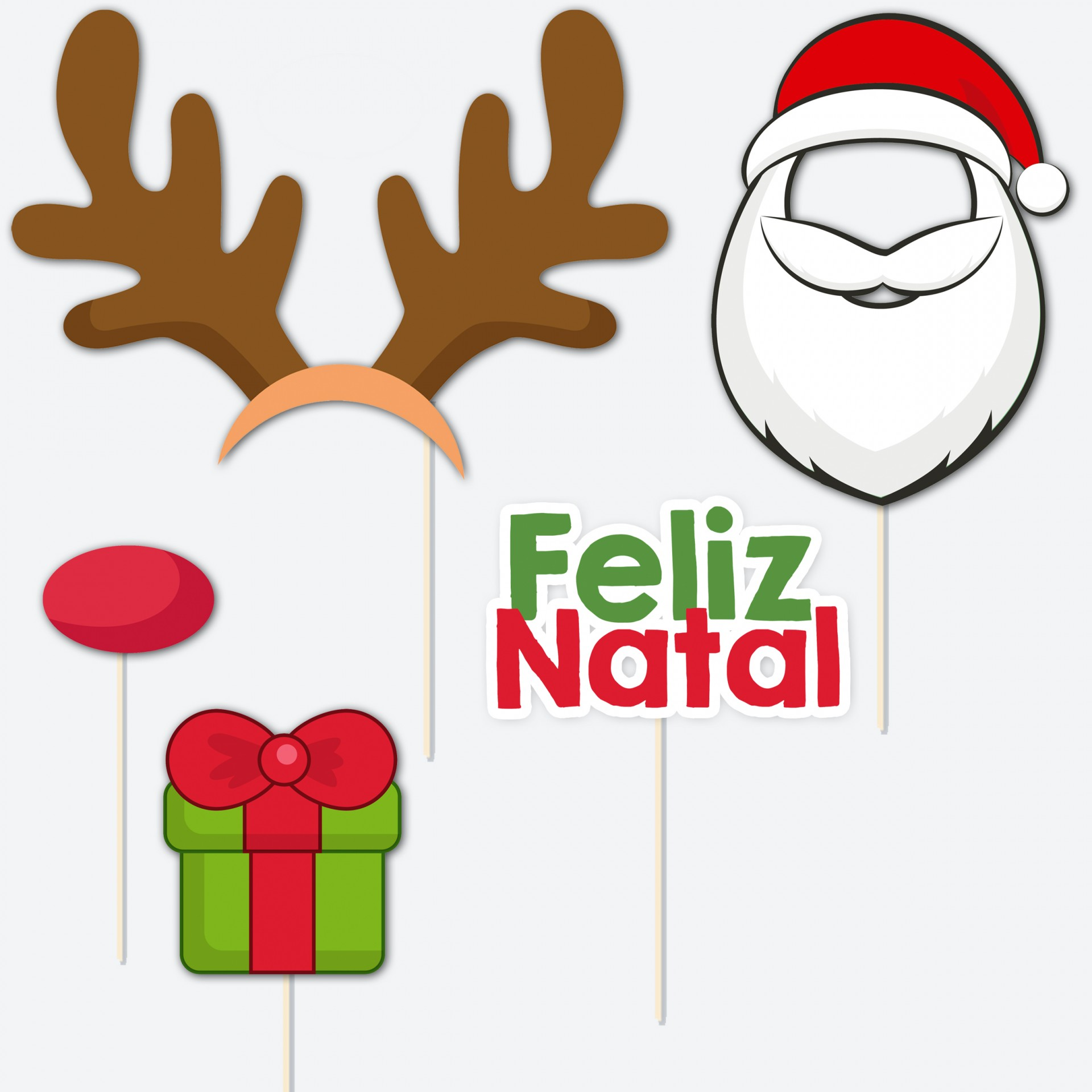 Photo Booth NATAL