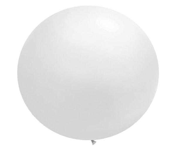 Balão 50/90 CM TRANSPARENTE