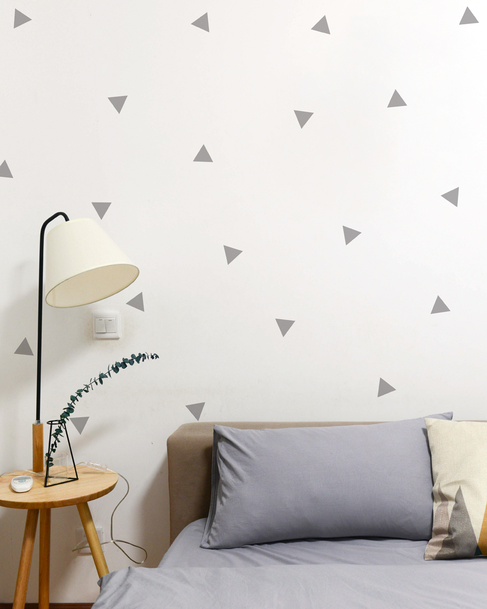 Wall Stickers - TRIÂNGULOS