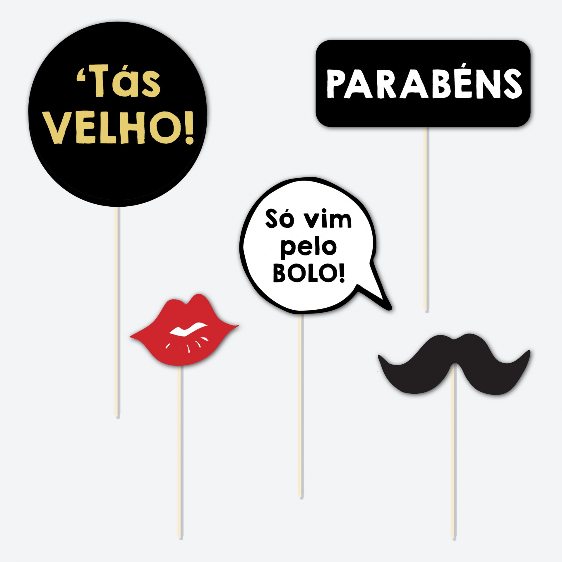 Photo Booth ´TÁS VELHO