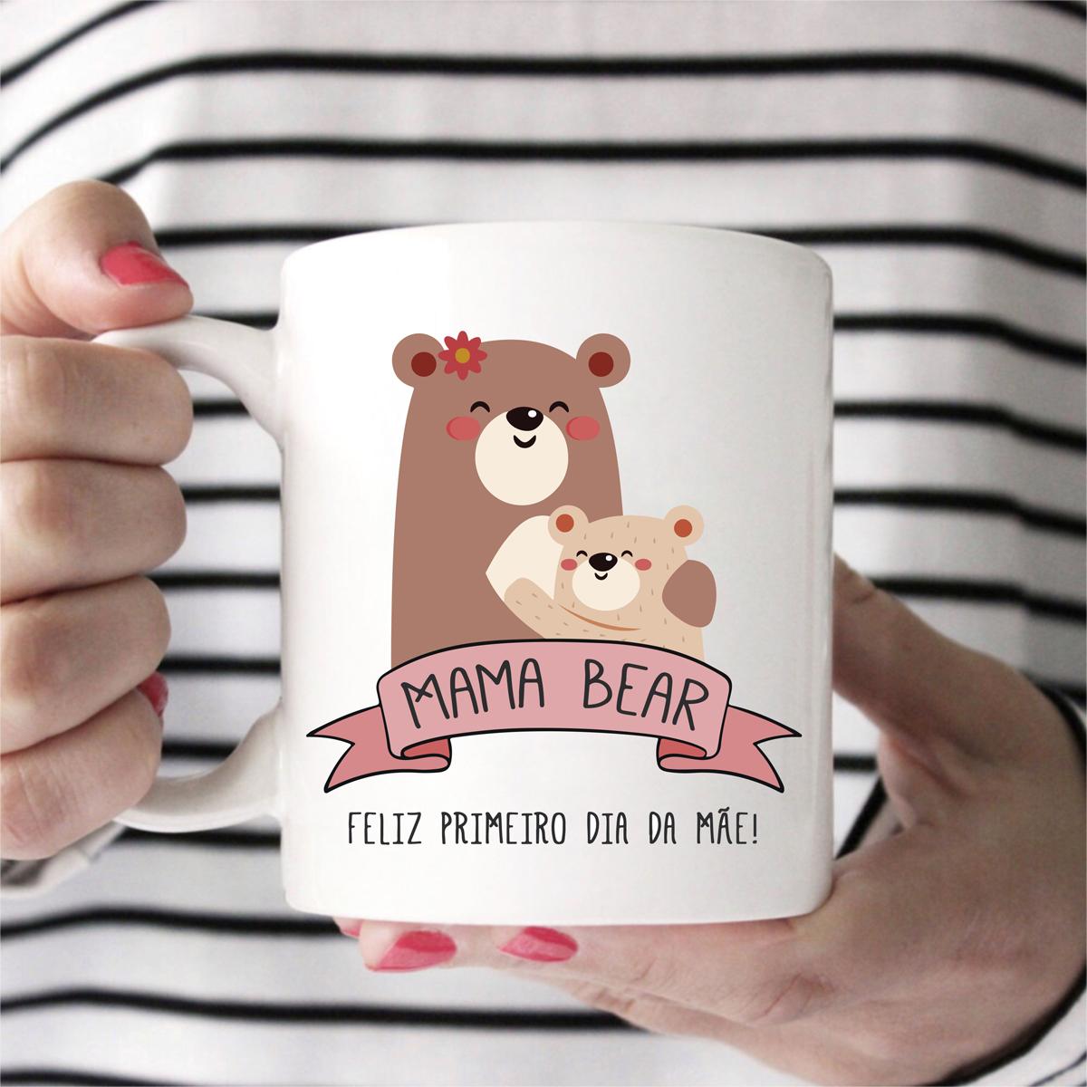 CANECA MAMA BEAR