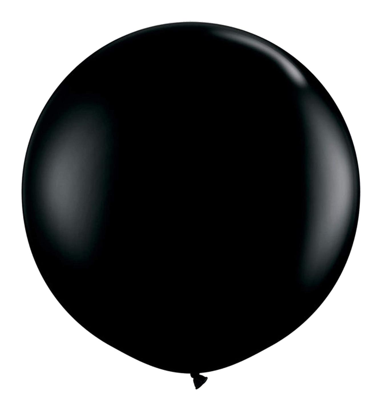 Balão 50/90 CM PRETO