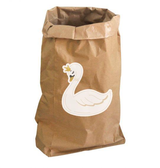 Saco de Papel Kraft - Cisne