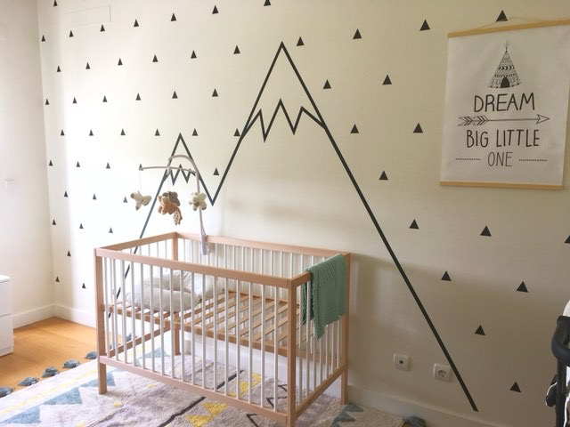 Wall Stickers - MONTANHAS