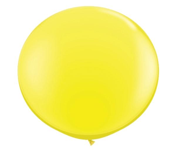 Balão 50/90 CM AMARELO