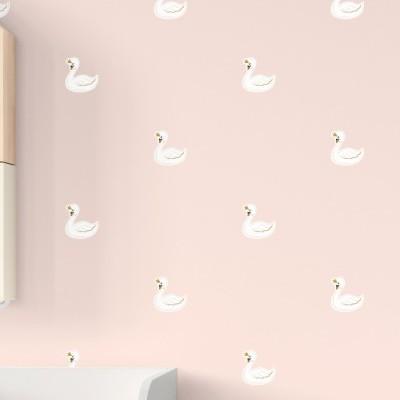 Wall Stickers - Cisnes