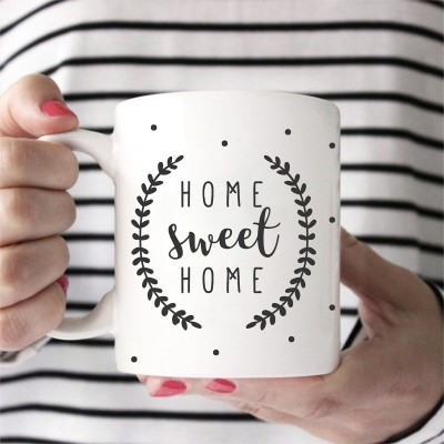 CANECA HOME SWEET HOME