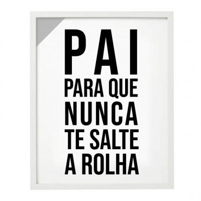 QUADRO DE ROLHAS / PAI