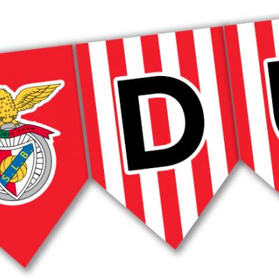 Bandeira Benfica