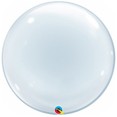 "BUBBLE 24"" TRANSPARENTE"