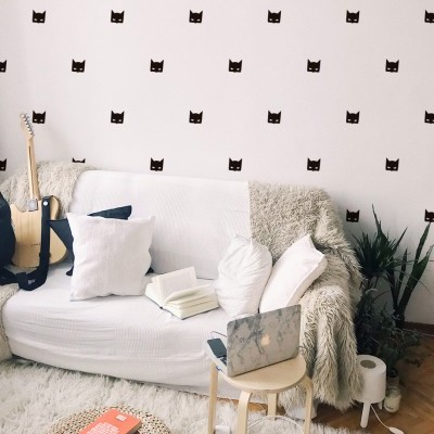 Wall Stickers - BATMAN