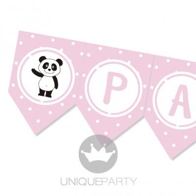 Bandeira PANDA