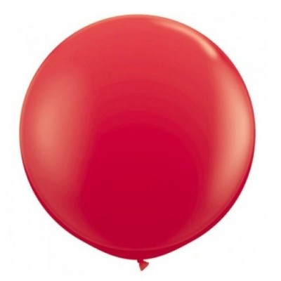 Balão 50/90 CM VERMELHO