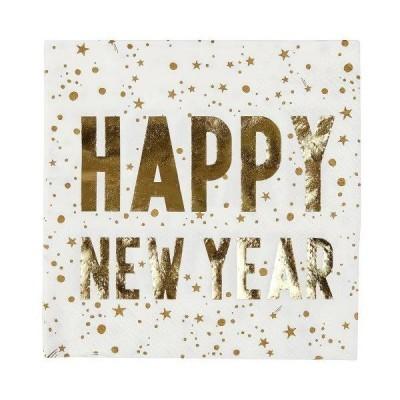 Guardanapos HAPPY NEW YEAR