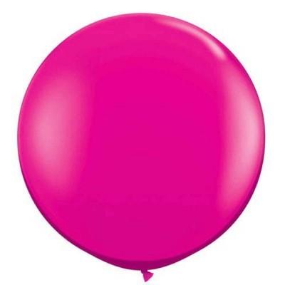 Balão 50/90 CM ROSA ESCURO
