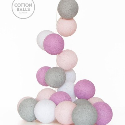 GRINALDA COTTON BALLS LOVELY 20 BOLAS